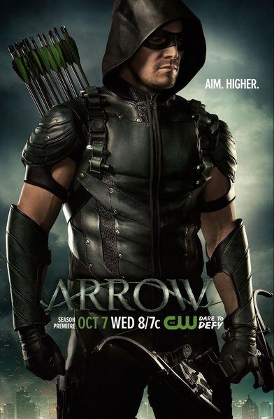 Arrow: 4.Sezon Tüm Bölümler