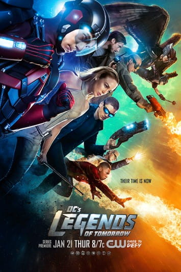 Legends of Tomorrow: 1.Sezon Tüm Bölümler
