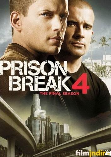 Prison Break: 4.Sezon Tüm Bölümler
