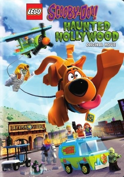 Lego Scooby-Doo!: Perili Hollywood