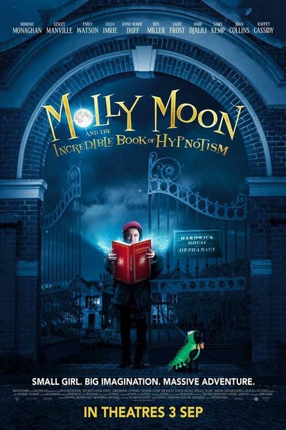 Molly Moon ve Sihirli Kitap