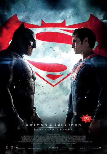 Batman v Superman Adaletin Şafağı