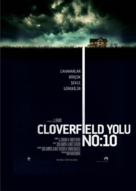 Cloverfield Yolu No 10