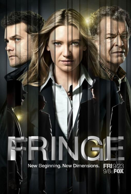Fringe: 4.Sezon Tüm Bölümler