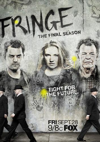 Fringe: 5.Sezon Tüm Bölümler