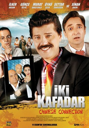 İki Kafadar: Chinese Connection