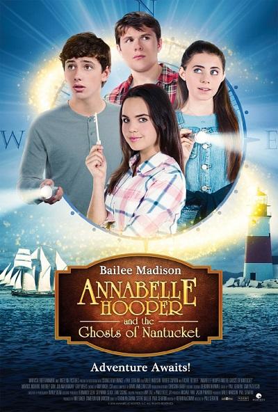 Annabelle Hooper Ve Nantucket Adası Hayaletleri