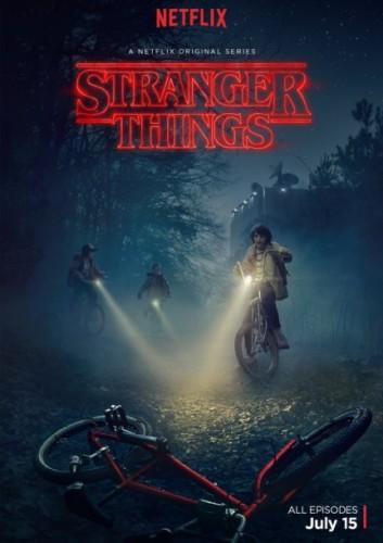 Stranger Things: 1. Sezon Tüm Bölümler