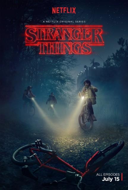 Stranger Things: 1.Sezon Tüm Bölümler