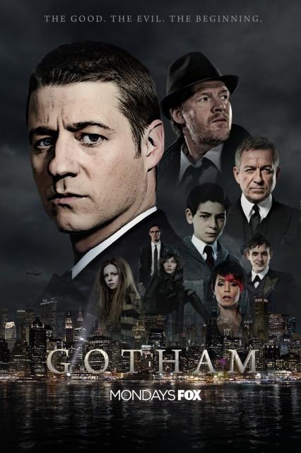 Gotham: 2.Sezon Tüm Bölümler