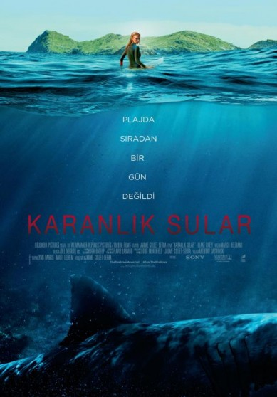 Karanlık Sular-The Shallows