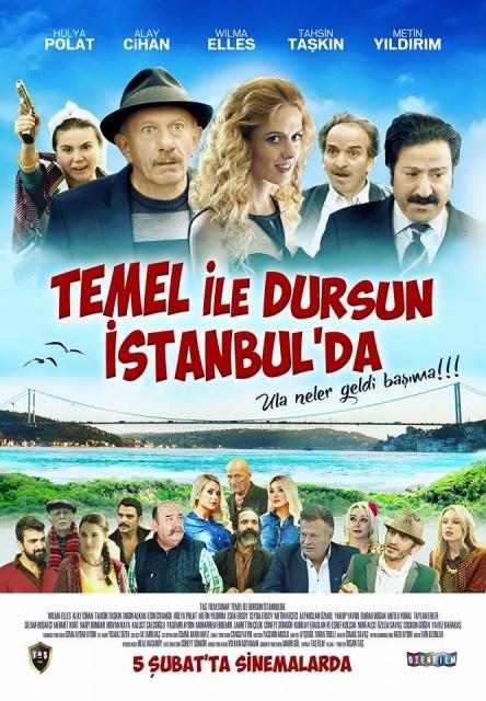Temel ile Dursun Istanbul'da