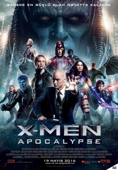 X-Men Kıyamet