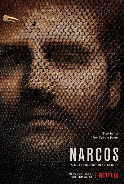 Narcos: 2.Sezon Tüm Bölümler