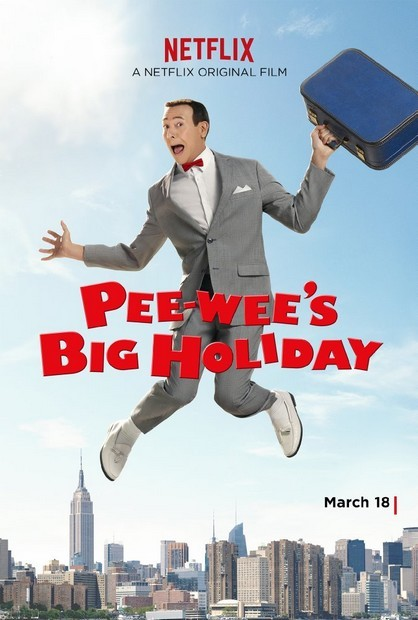 Pee-Wee'nin Muhteşem Tatili