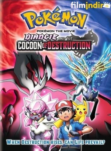 Pokémon Filmi: Diancie ve Yıkımın Kozası