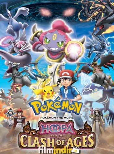 Pokémon Filmi: Hoopa ve Asırların Çatışması