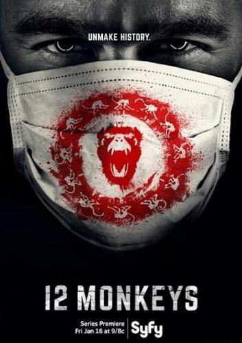 12 Monkeys: 1.Sezon Tüm Bölümler