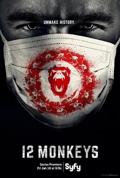 12 Monkeys: 1. Sezon Tüm Bölümler