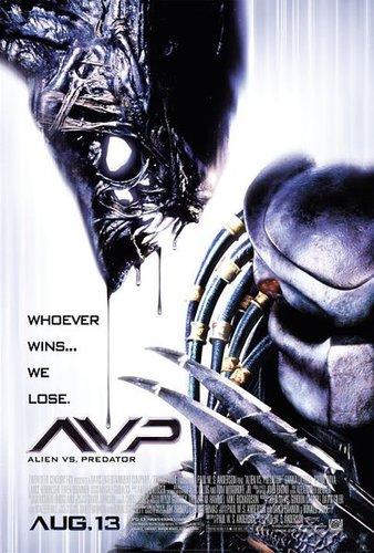 Alien Predator'a Karşı