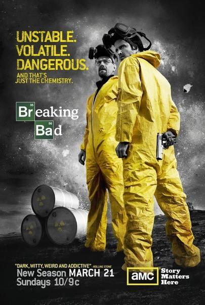 Breaking Bad: 3.Sezon Tüm Bölümler