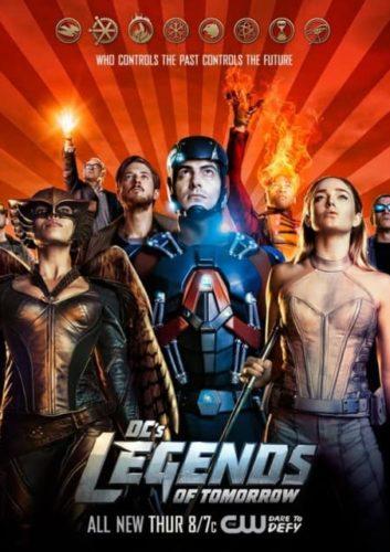 Legends of Tomorrow: 2.Sezon Tüm Bölümler