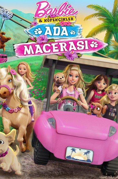 Barbie ve Köpekçikler Ada Macerası