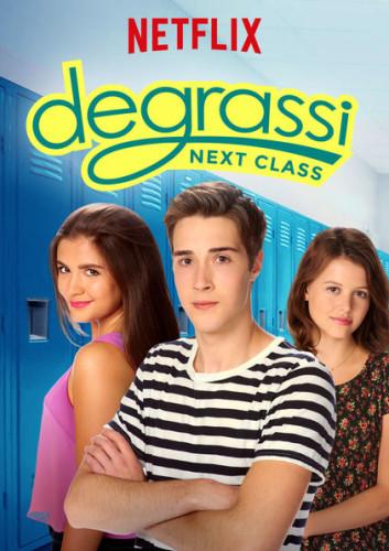 Degrassi: Next Class 1.Sezon Tüm Bölümler