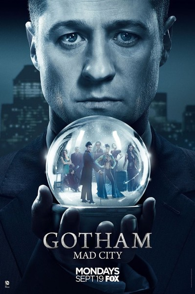 Gotham: 3.Sezon Tüm Bölümler