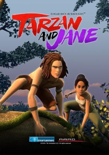 Tarzan and Jane: 1.Sezon Tüm Bölümler