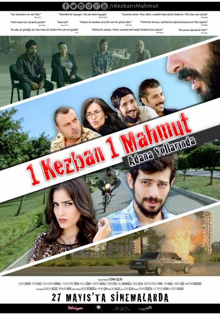 1 Kezban 1 Mahmut: Adana Yollarında (Sansürsüz)