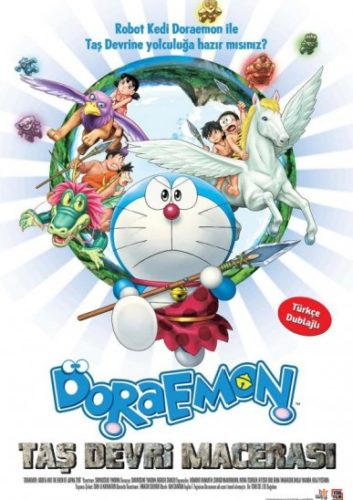 Doraemon: Taş Devri Macerası