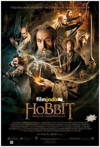 Hobbit Smaug'un Çorak Toprakları