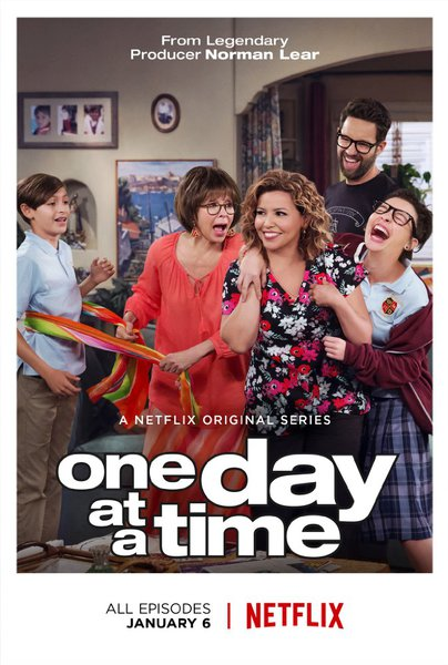 One Day at a Time: 1.Sezon Tüm Bölümler