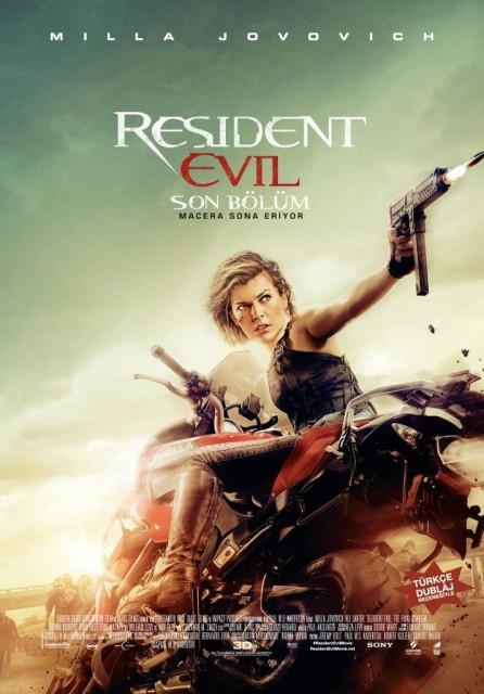 Resident Evil 6: Son Bölüm