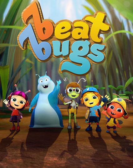 Beat Bugs: 1.Sezon Tüm Bölümler