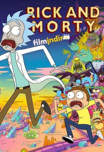 Rick and Morty: 2.Sezon Tüm Bölümler