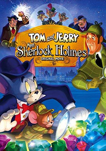 Tom ve Jerry: Sherlock Holmes'le Tanışıyor