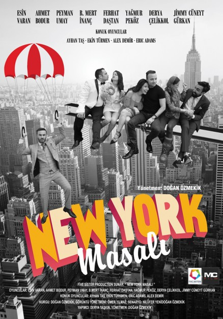 New York Masalı (Sansürsüz)