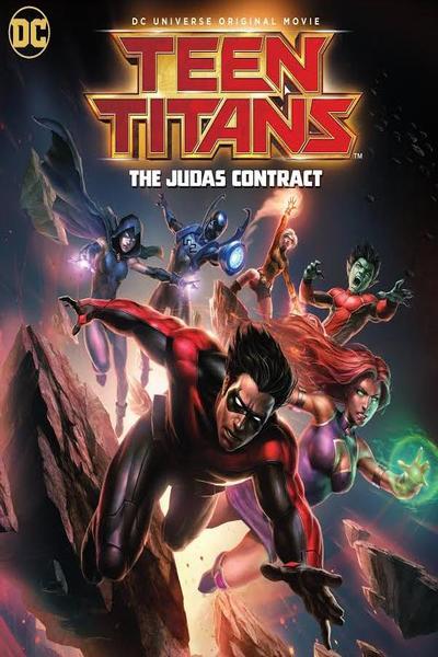 Genç Titanlar: Judas Sözleşmesi