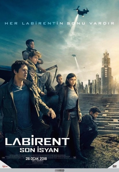 Labirent: Son İsyan
