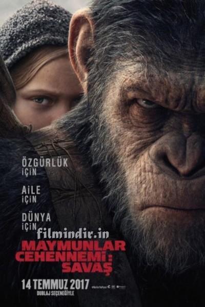 Maymunlar Cehennemi 3 Savaş