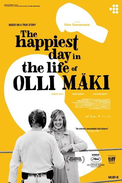 Olli Maki'nin En Mutlu Günü