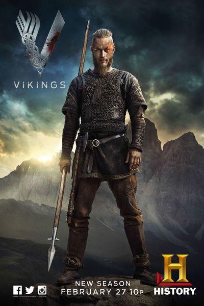 Vikings: 2.Sezon Tüm Bölümler