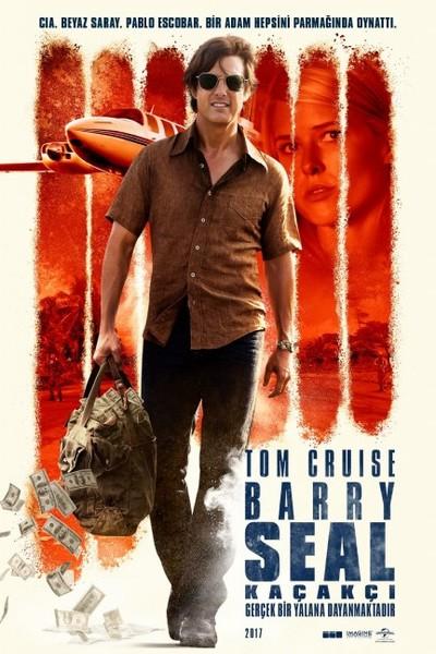 Barry Seal Kaçakçı