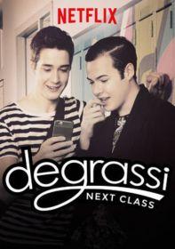 Degrassi: Next Class 2.Sezon Tüm Bölümler