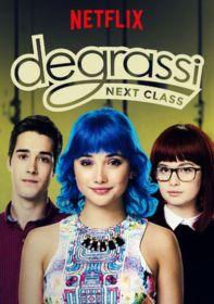 Degrassi: Next Class 3.Sezon Tüm Bölümler