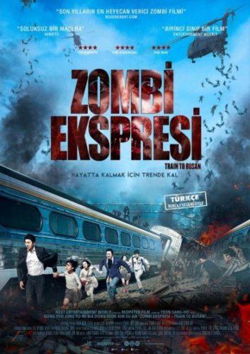 Zombi Ekspresi Film indir izle ( 2016 )