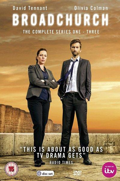 Broadchurch: 1.Sezon Tüm Bölümler