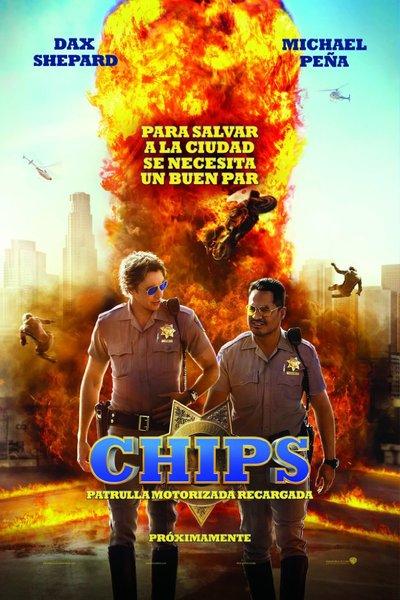 Chips: Otoyol Devriyesi